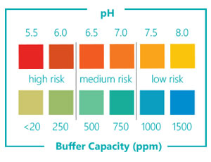 cavity phighter buffer capacity