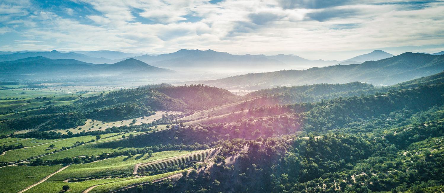 paisagem chilena