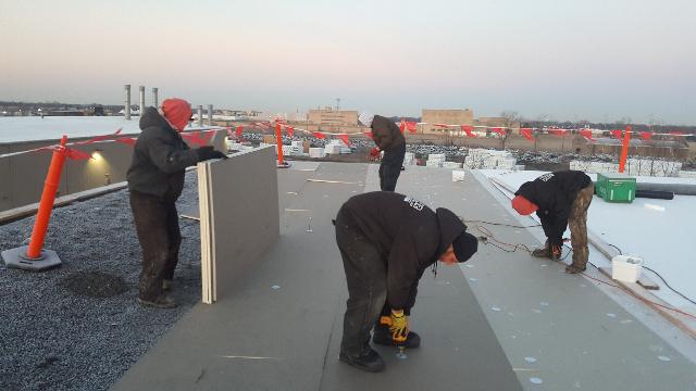 Tri-star Roof repair