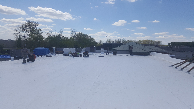Roof repair Lanawee