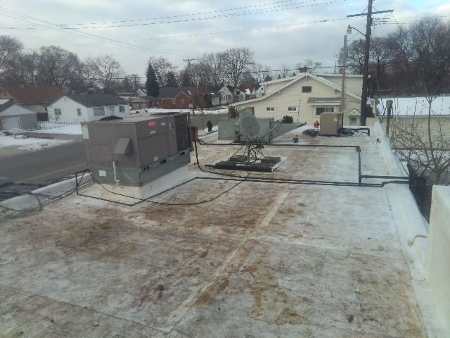 Commercial Roofing in Port Huron