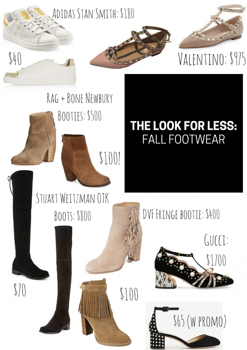 The Look for Less