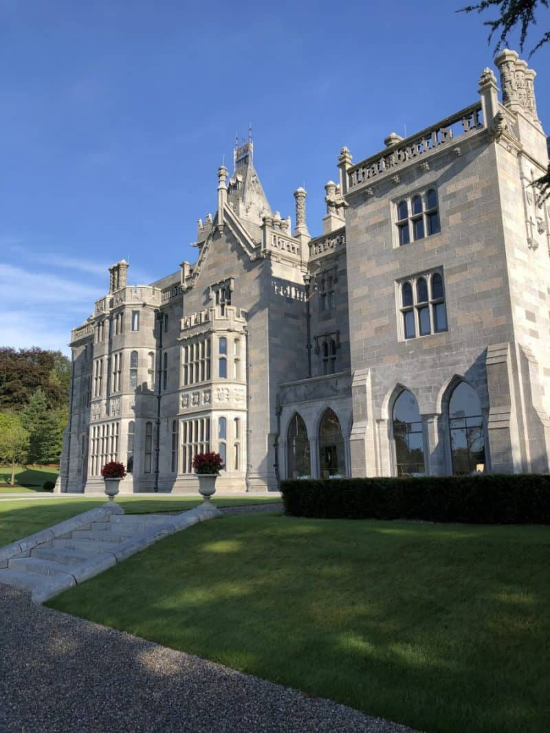 | London and Ireland Itinerary featured by popular Dallas travel blogger, Never Without Lipstick: Adare Manor