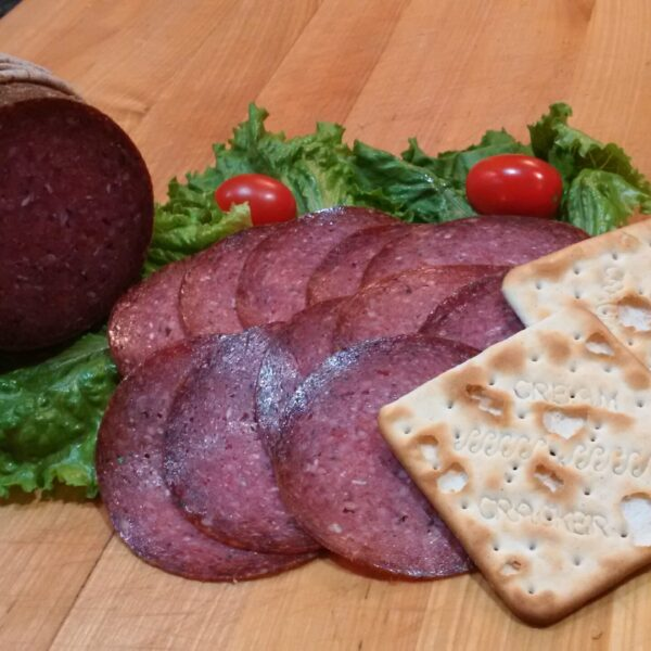 Beef & Pork Summer Sausage