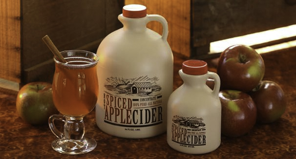 Spiced Apple Cider Concentrate