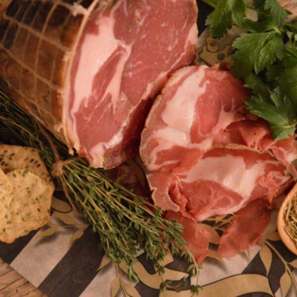 Lamb Prosciutto (Prosciutto di Agnello)