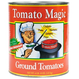 Tomato Magic Ground Tomatoes
