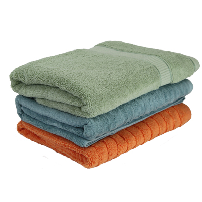 Luxuriance Bath Towels