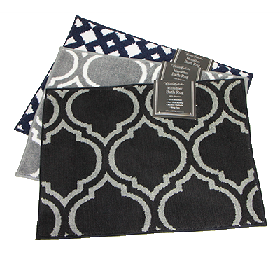 Castle Microfiber Accent Rugs