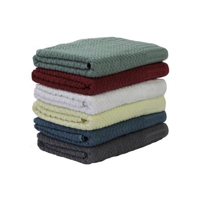 Décor Three Piece Towel Ensembles