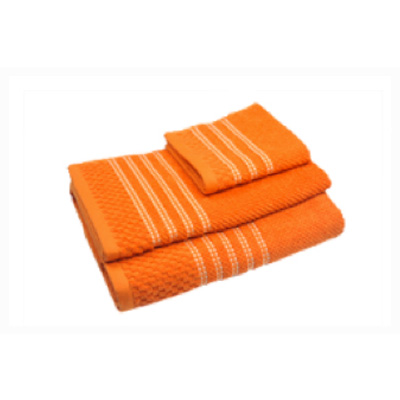 Accent 3 Piece Towel Sets