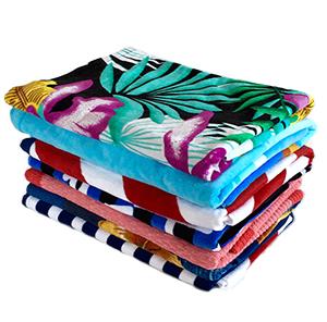 Fiber Reactive Beach Towels (C)