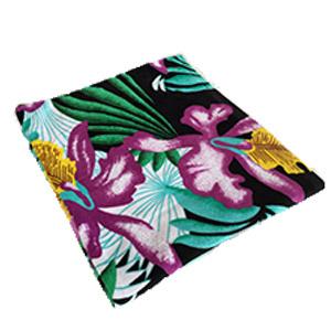 Fiber Reactive Beach Towels (A)