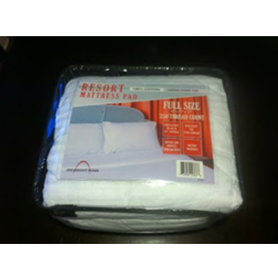 Resorts Mattress Pad