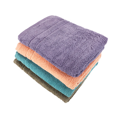 Irregular Zero Twist Towel