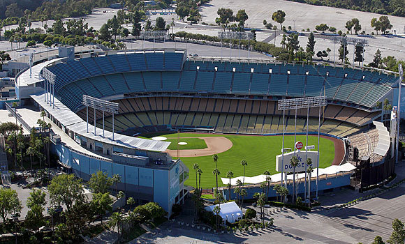Dodger Stadium, Environmentally-Responsible Construction Projects