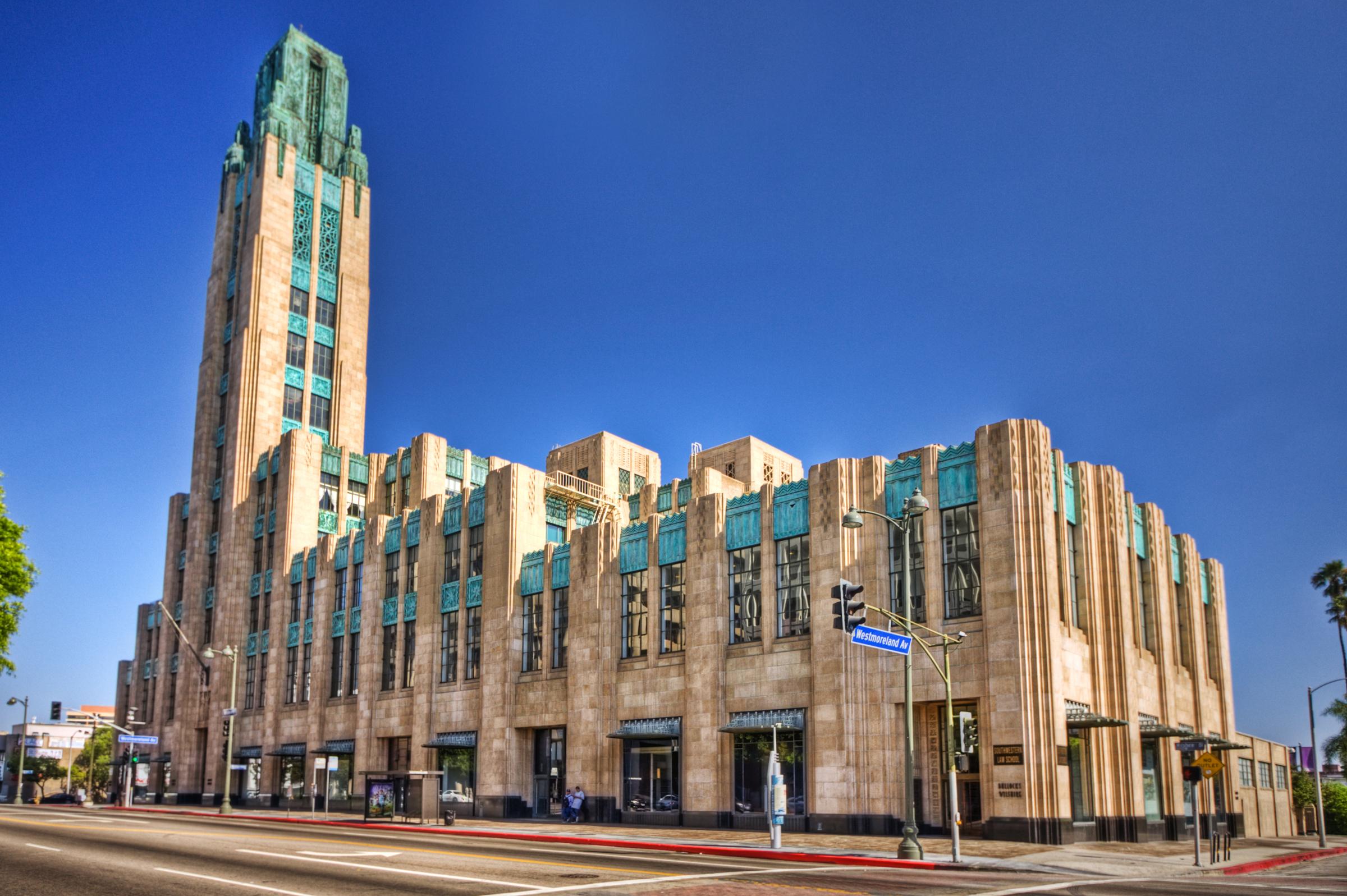 Los Angeles historical building renovations