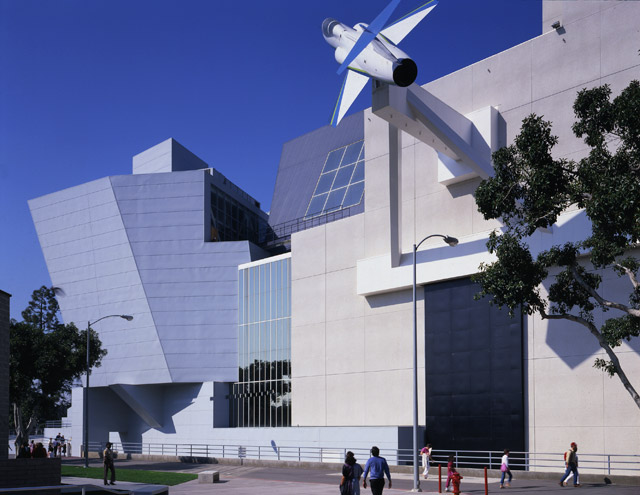 California Aerospace Museum, California Science Center, environmentally-responsible construction projects
