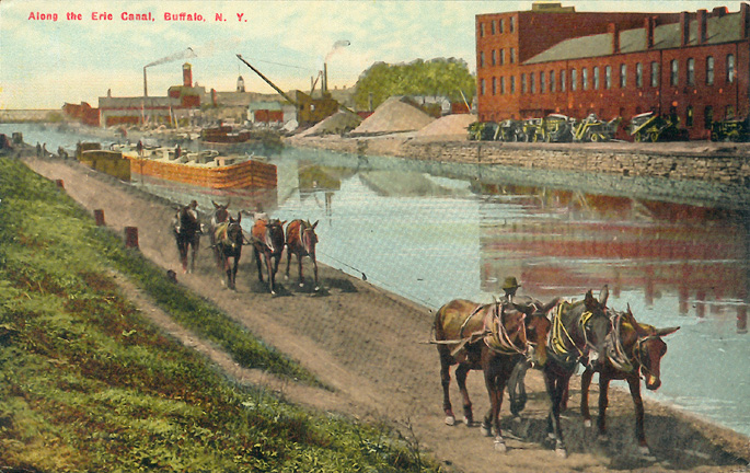 Erie Canal History