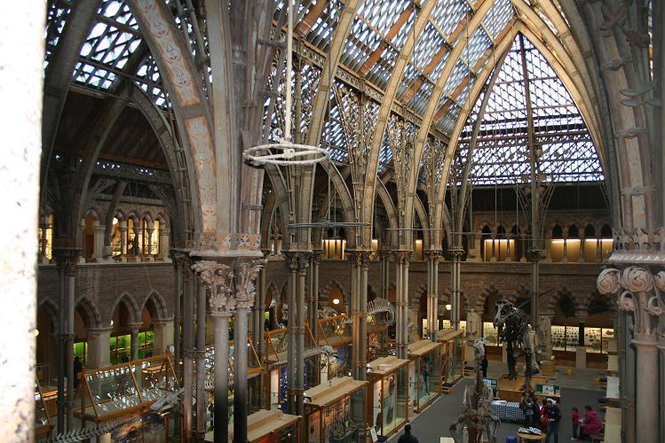 gothic architecture modern day