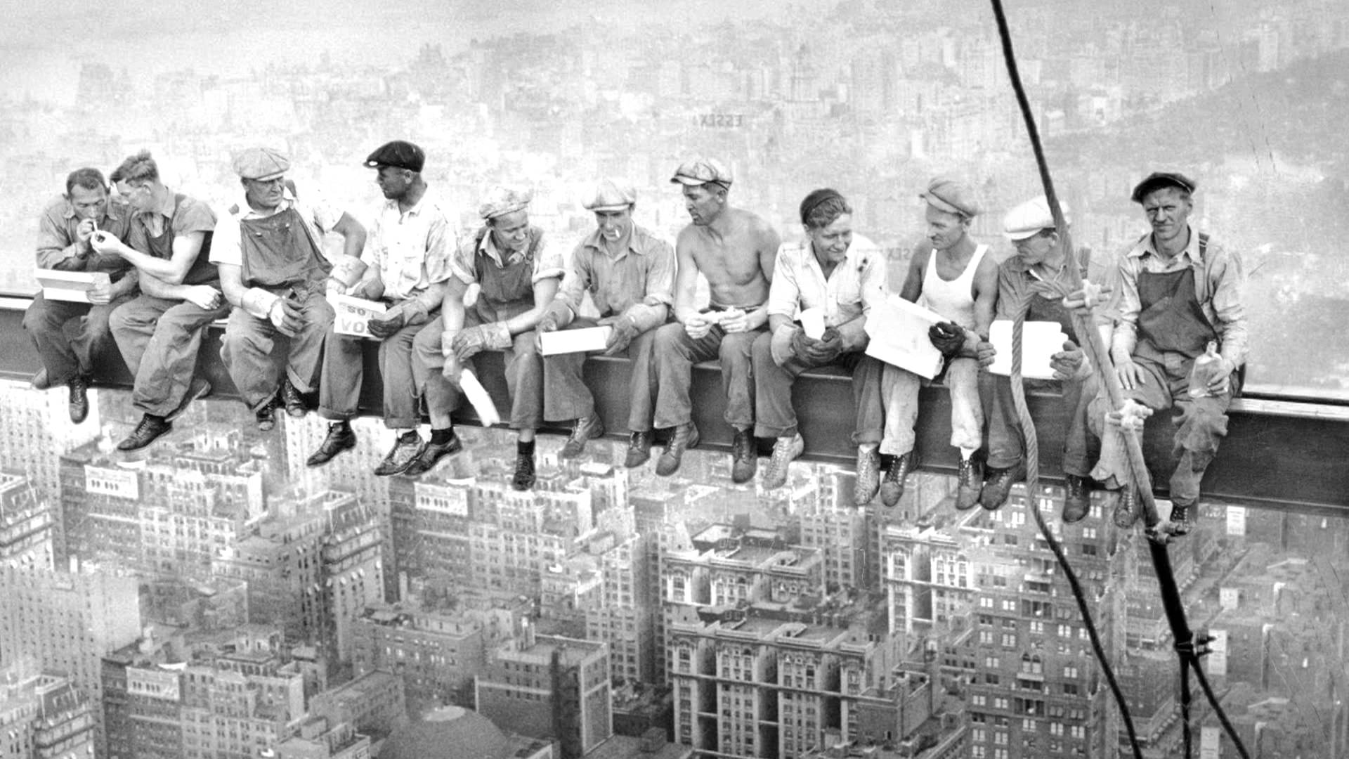 Ironworkers Allowed America's Skylines to Soar