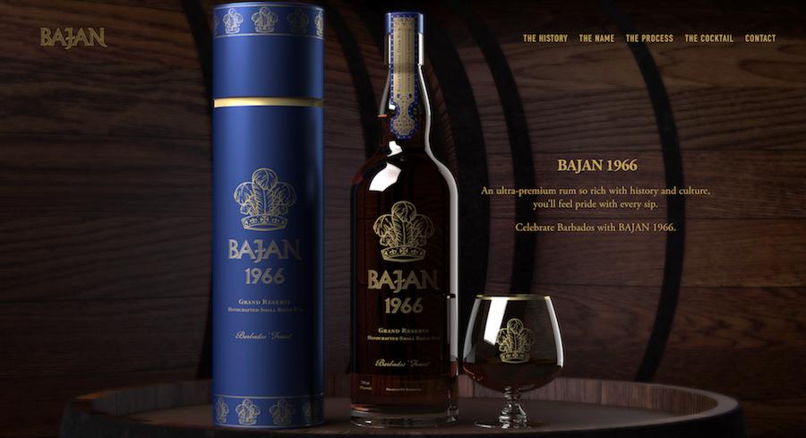 BAJAN Custom Web Design