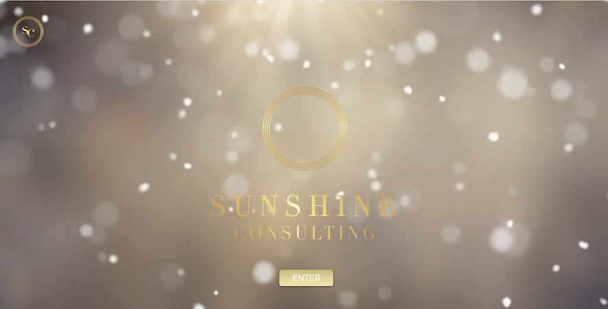 Sunshine Custom Web Design