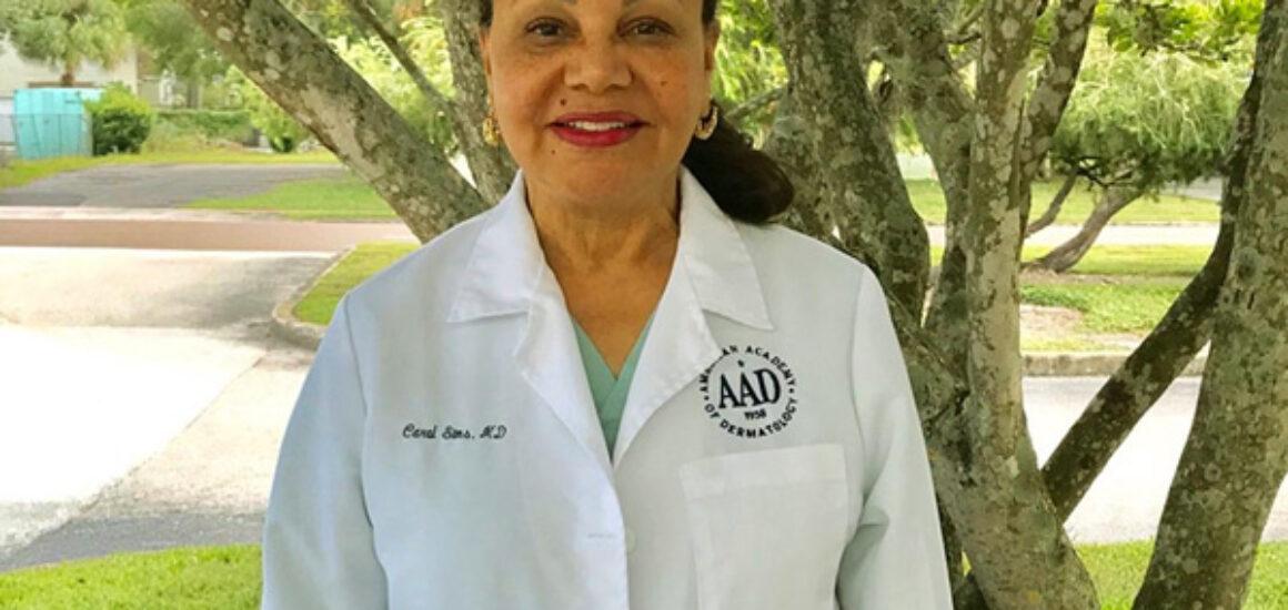 dermatologist st pete dr sims-robertson