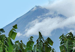 Eco-tours in Costa Rica often include a trip to Arenal Volcano