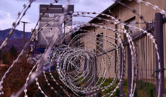 """""""Prison walls"""""""
