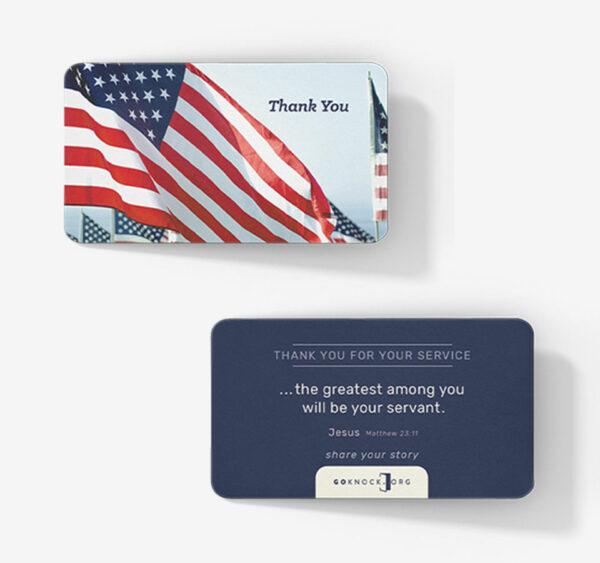 """Thank you flag cad"""