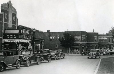Optimized-Centre of Westdale Village 1936