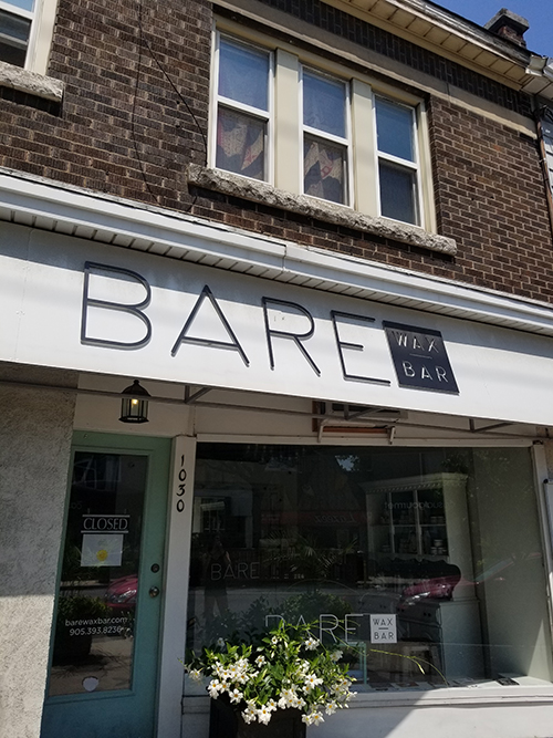 Bare Wax Bar