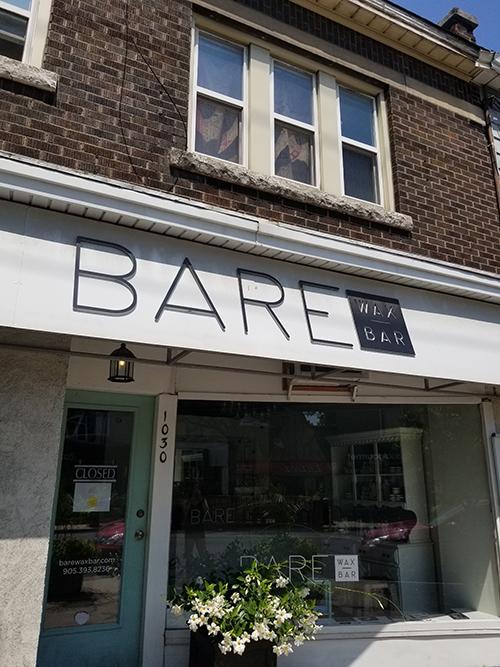 Bare Wax Bar