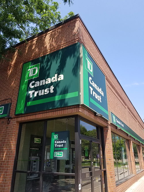 Td Canada Trust