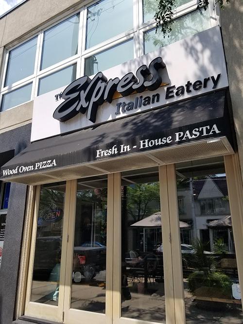 The Express Italian Eatery