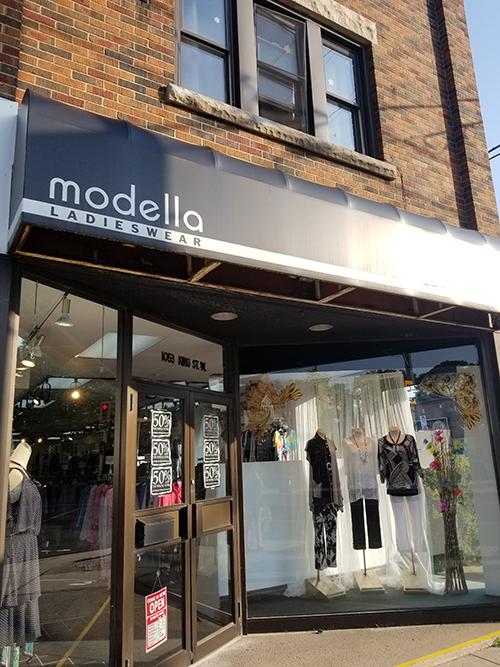 Modella Ladieswear