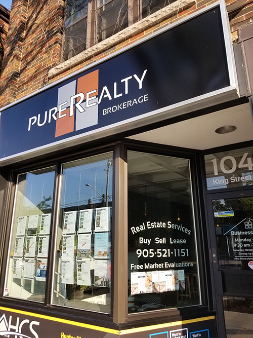 Pure Realty Brokerage