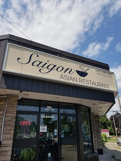 Saigon Asian Restaurant