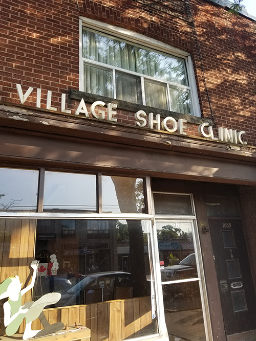 The Villiage Shoe Clinic
