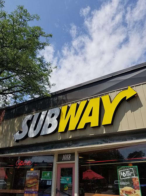 Subway Subs