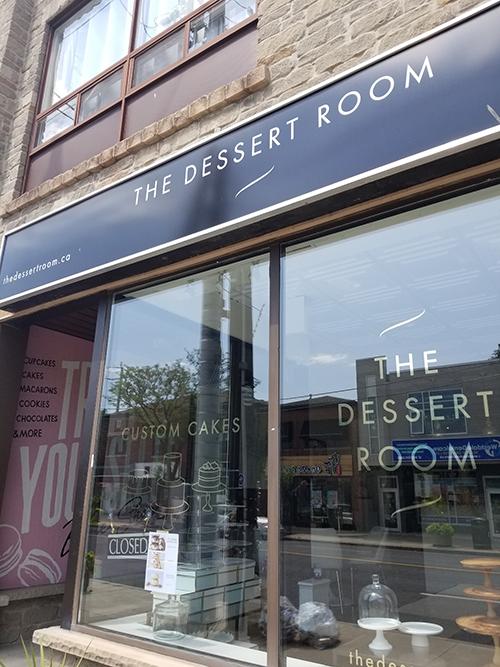 The Dessert Room