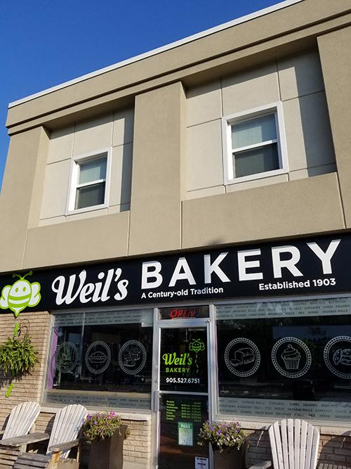 Weil's Bakery