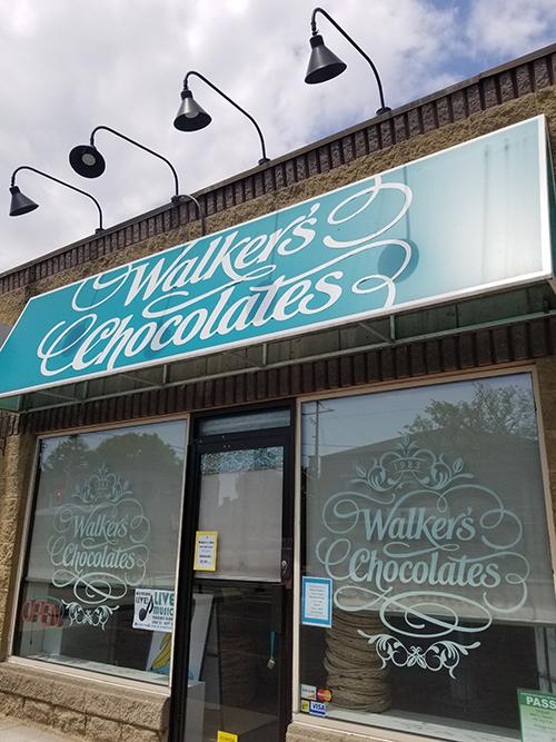 Walker's Chocolates