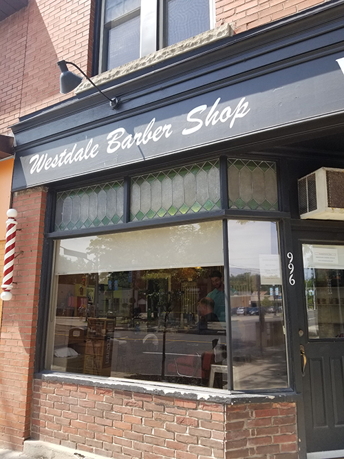 Westdale Barber Shop