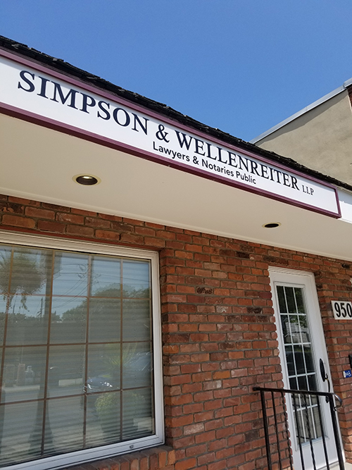 Simpson & Wellenreiter LLP