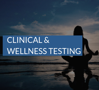 clinical & wellness testing