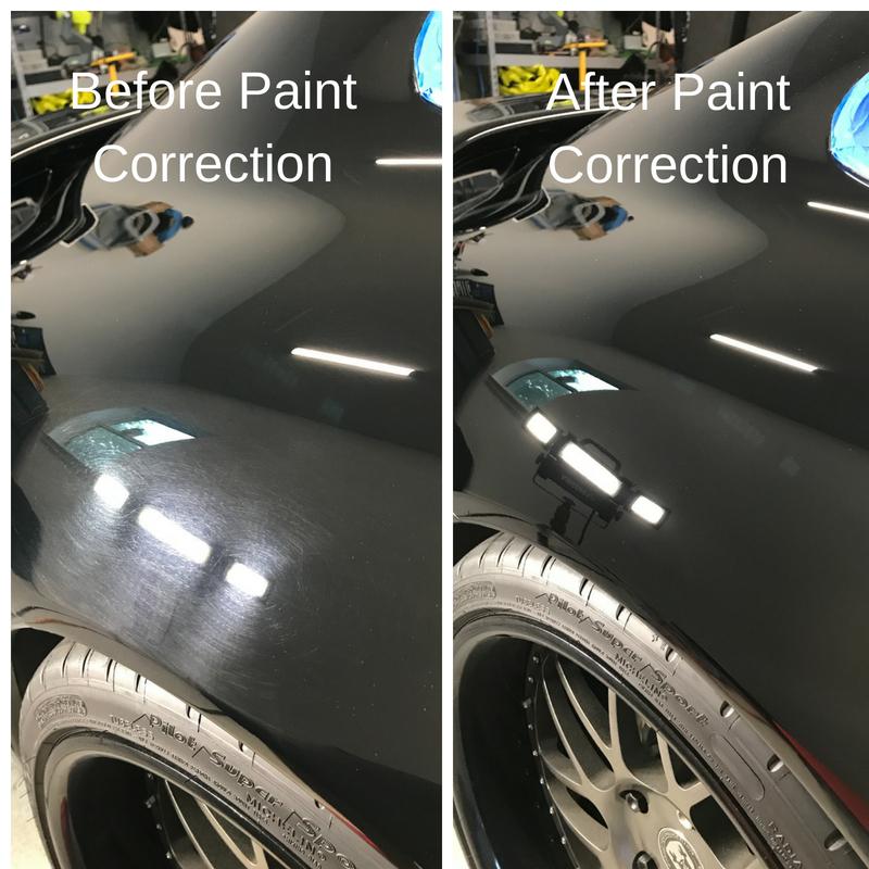 Paint Correction Near Me I Clay Bar I Zenith Auto Works I