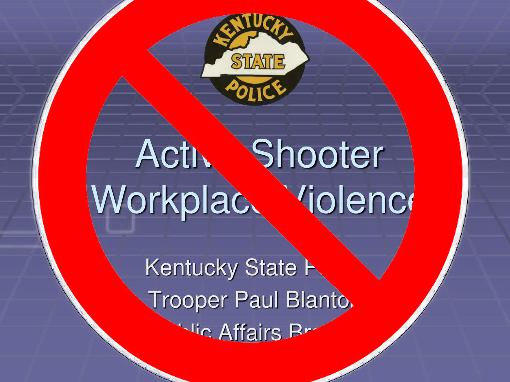 active shooter safety