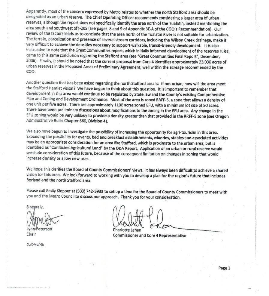SH BCC Letter Sup Undes 12.7.2009.2
